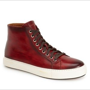 Magnanni Other - Brando High Top Sneakers