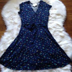 Leota Dresses & Skirts - Leota Polkadot Dress