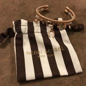 henri bendel Jewelry - Henri Bendel Wishbone cuff