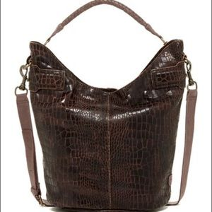 Liebeskind Handbags - Liebeskind Berlin Vanessa bucket bag dark brown.