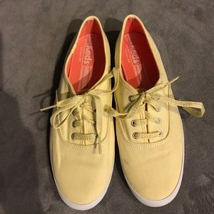 Keds Shoes - Yellow Keds Size 8