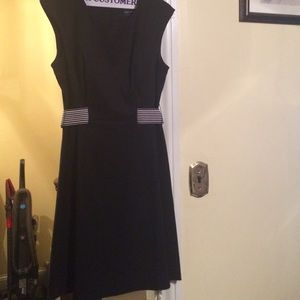 50 off i le new york dresses amp skirts cap sleeve navy and yellow
