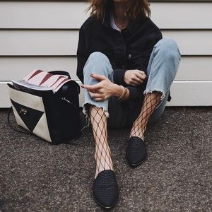 Accessories - Oversized Fishnet Stockings