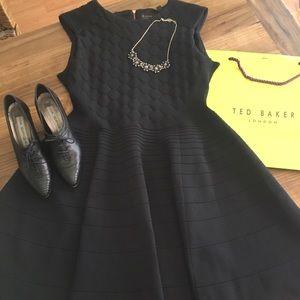  SaleBlack Ted Baker Dress