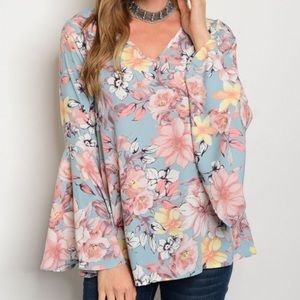 Nordstrom Tops - New floral top