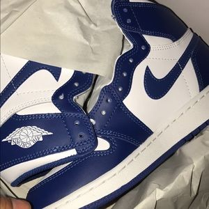 Jordan Other - Jordan Retro 1 Storm Blue