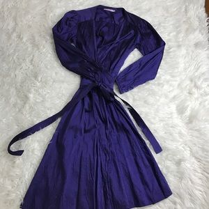 Calypso St. Barth Dresses & Skirts - CALYPSO Christiane Celle 100% Silk Wrap Dress