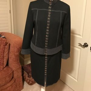 St. John suit