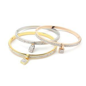 Jewelry - Lock Bangle