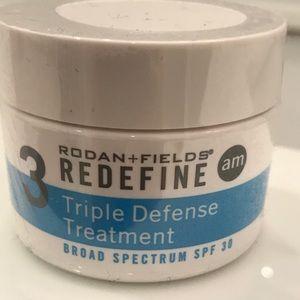Other - Rodan and Fields triple defense moisturizer