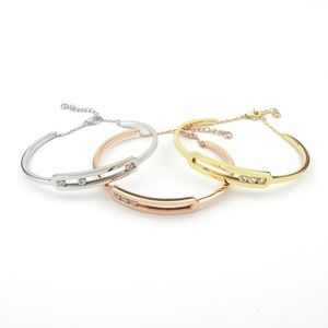 Jewelry - Moving Stones Cuff Bracelet