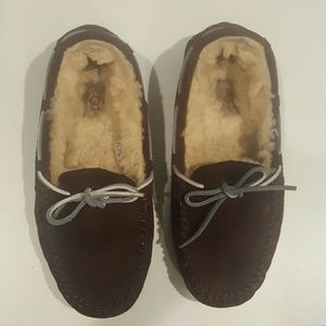 UGG Shoes - Ugg aulstralia brown moccasin