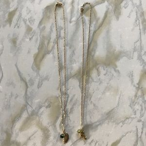 Set of Two Jami Rodriguez Necklaces