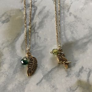 Jewelry - Set of Two Jami Rodriguez Necklaces