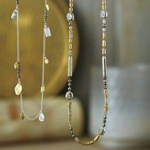 Silpada Jewelry - Silpada Show Your Metal Necklace