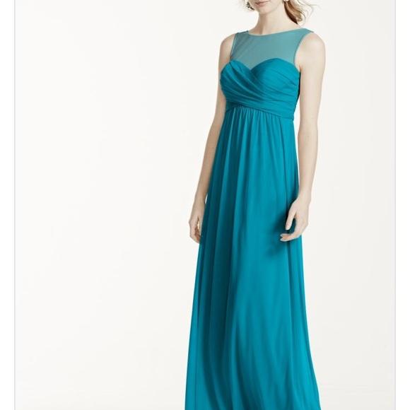 Davids Bridal Dresses New Davids Bridal Oasis Formal Maxi Dress