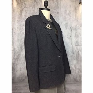 Pendleton Jackets & Blazers - PENDLETON VINTAGE WOOL SIGNATURE CLASSIC BLAZER!!