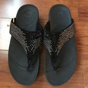 Fitflop Flare Thong Platform Sandal