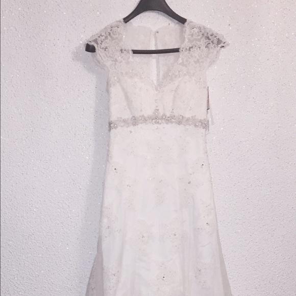Bridal Gown Preservation: 55% Off David's Bridal Dresses & Skirts