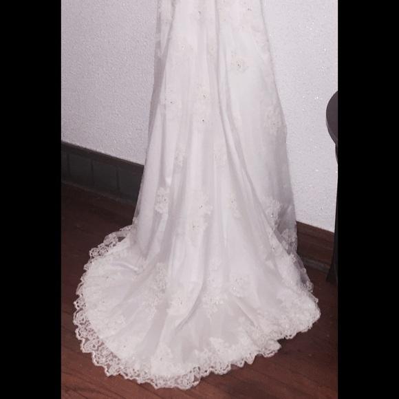 Wedding Dress Preservation: 55% Off David's Bridal Dresses & Skirts