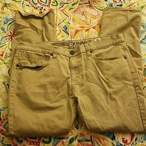 PacSun Other - RSQ khaki skinny jeans