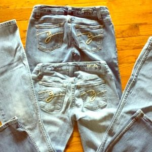 Buy 2 pairs get 1 free size 3 zco boot cut jeans