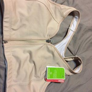 Moving Comfort sports bra