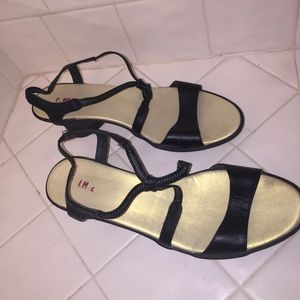 Camper Shoes - Camper leather heels with rubber sole. Size 10