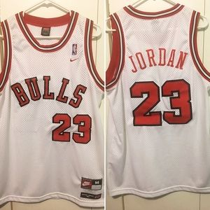 Nike Other - JORDAN '84 CHICAGO BULLS Nike Jersey authentic