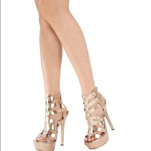 JustFab Shoes - Aster-JUSTFAB. Open toe