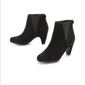 Sam Edelman Shoes - Sam Edelman Morillo Suede Slip On Booties Sz 6.5