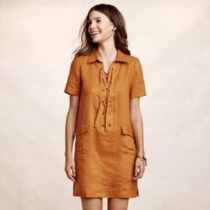 🦊NWT🦊 Anthropologie linen dress