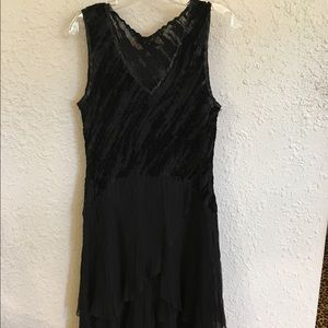 Komarov Dresses & Skirts - Komarov Black Mini Dress Size Medium (S/M)