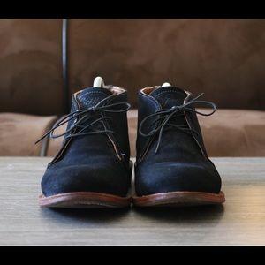 Gorilla USA  Other - Men's Gorilla USA blue Suede chukka boots