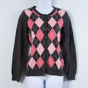 croft & barrow Sweaters - Croft & Barrow Argyle Sweater