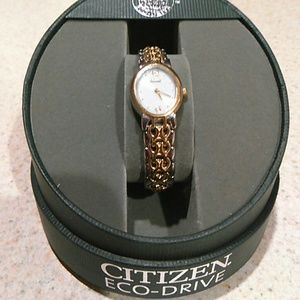 Citizen Accessories - Ladies Citizen Eco-Drive Watch