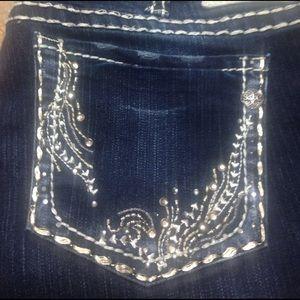 Denim - Silvers 33/32