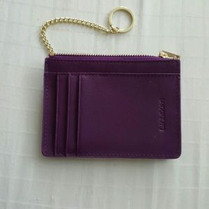 Handbags - RFID mini leather wallet
