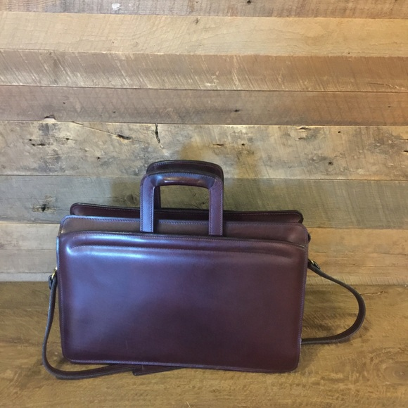 Jack Georges Bags - Jack Georges Men's Handcrafted Leather Briefcase