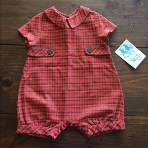 Luli & Me Other - Luli and me 6m romper