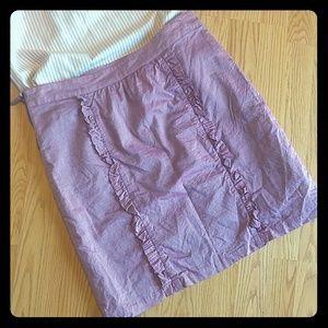 Brooklyn Industries Dresses & Skirts - Brooklyn Industries Purple ruffle skirt 10