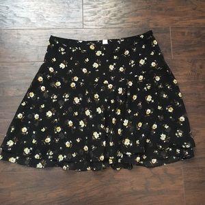 Old Navy , Floral Skirt , Size 8