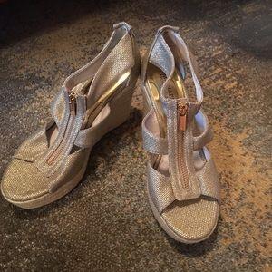 MICHAEL Michael Kors Shoes - Michael Kors wedges!