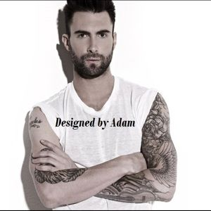 Adam Levine Dresses - ADAM LEVINE LACE BOTTOM DRESS - NAVY/WHITE STRIPE