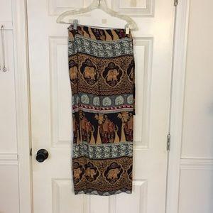 Dresses & Skirts - India inspired sarong