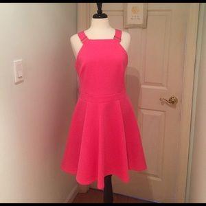 Ted Baker Fuchsia Dress