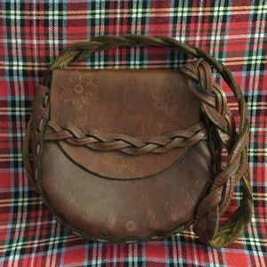 Handbags - Unique Leather Bag