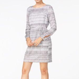 Armani Exchange print dress
