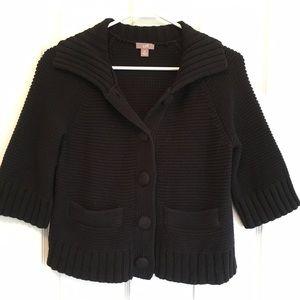 J. Jill Sweaters - J.Jill kimono-sleeve sweater