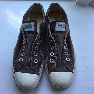 Converse All Star Slip On Sneakers Size 7